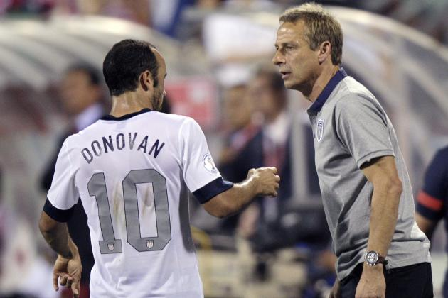 Debate: Do You Agree with Klinsmann's Roster Selection?