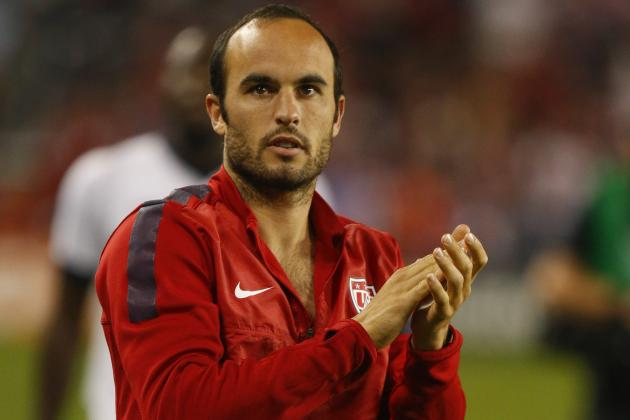 Twitter Reacts as Landon Donovan is Left Off USMNT for 2014 World Cup