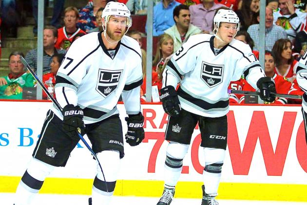 Will the Kings' Pearson-Carter-Toffoli Line Be the WCF's Biggest X-Factor?