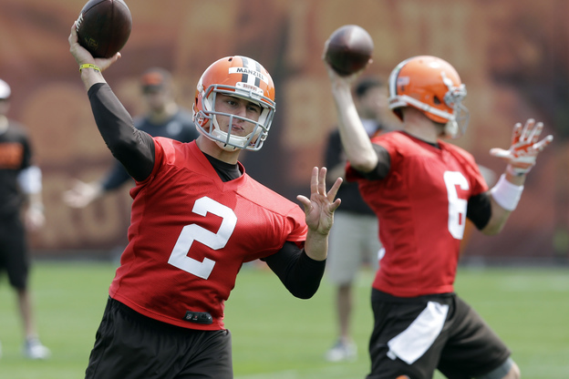 Cleveland Browns: Are They Trying to Mold Their Team After the Seattle Seahawks?