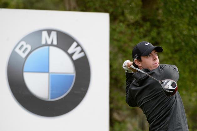 BMW PGA Championship 2014: Daily Leaderboard Analysis, Highlights and More