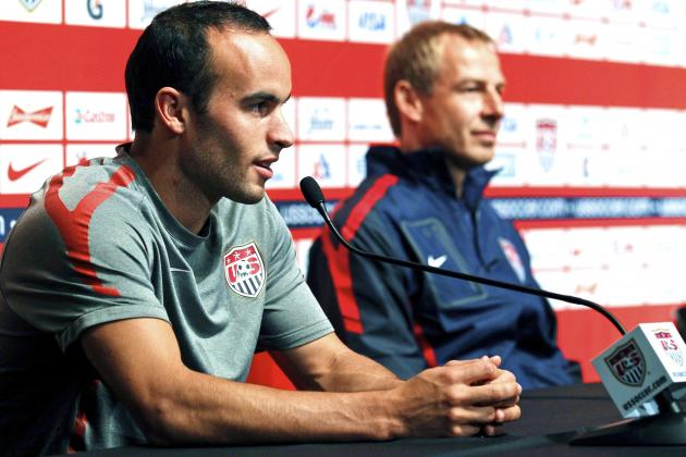 Klinsmann Leaving Landon Donovan off US World Cup Team Is a Horrible Decision