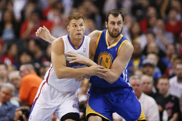 Andrew Bogut: Warriors Are 'Behind the 8 Ball' with Steve Kerr's System to Learn