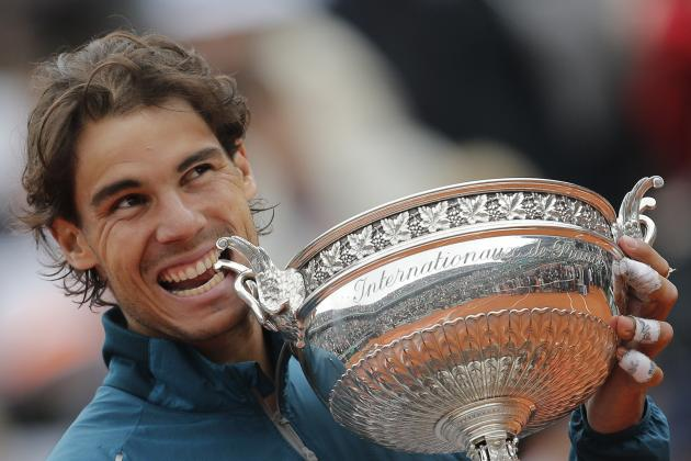 French Open Tennis 2014: Power Ranking Top Men's Players Ahead of Roland Garros