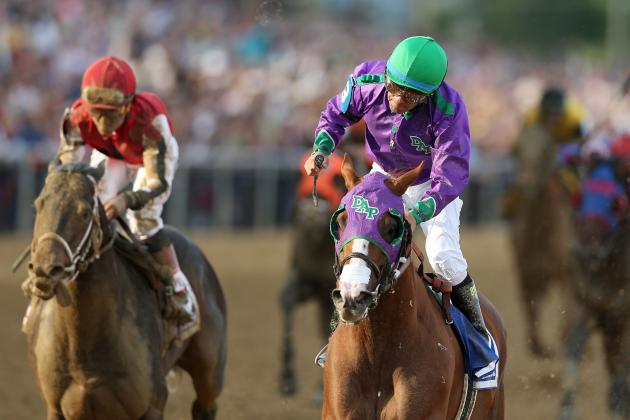 California Chrome Triple Crown: Belmont Stakes Distance Is Colt's Biggest Hurdle