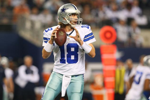 Kyle Orton, Dallas Cowboys in Standoff over Retirement Plans