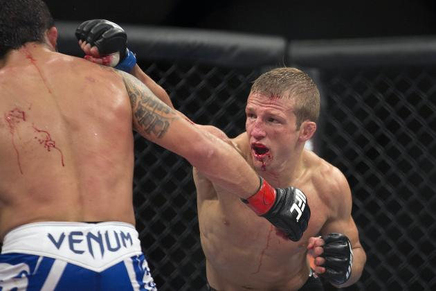 UFC 173: Keys to Victory for T.J. Dillashaw