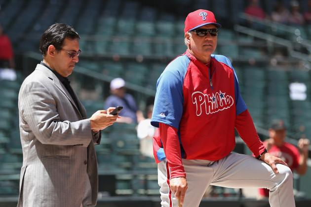 Ryne Sandberg Is Driving the Philadelphia Phillies Like a Rental Car to Nowhere