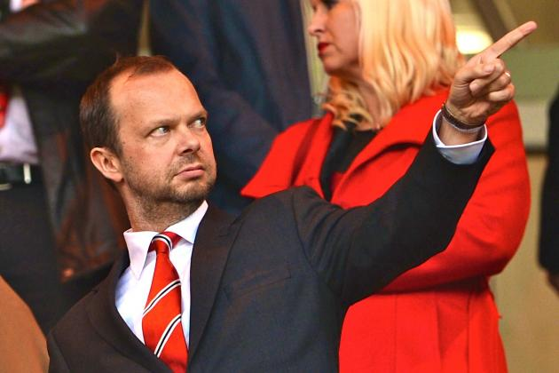Ed Woodward Facing Make-or-Break Transfer Window at Manchester United