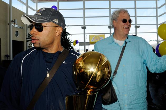 Should New York Knicks Go All in on Derek Fisher as Their Next Head Coach?