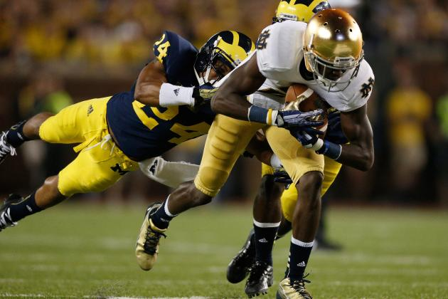 Has Michigan or Michigan State Had the Better Rivalry with Notre Dame?