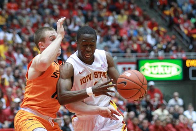 Ex-Iowa State Guard Palo Sues Woman Who Accused Him of Sexual Assault