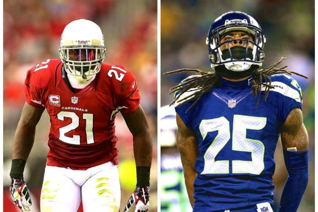 Patrick Peterson Doesn't Believe Richard Sherman Is a Shutdown Corner