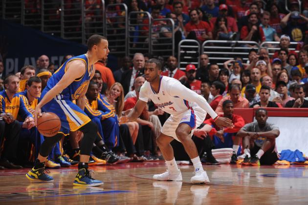 Chris Paul Can't Be L.A. Clippers' Best Defender Next Season