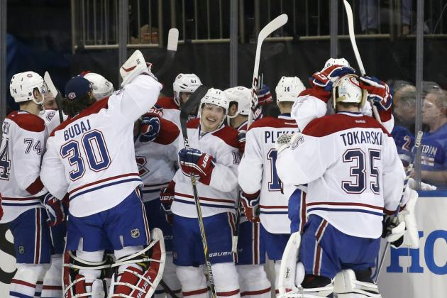 Valuable Lessons for Rangers as Habs Cut into NY's Eastern Final Lead in Game 3