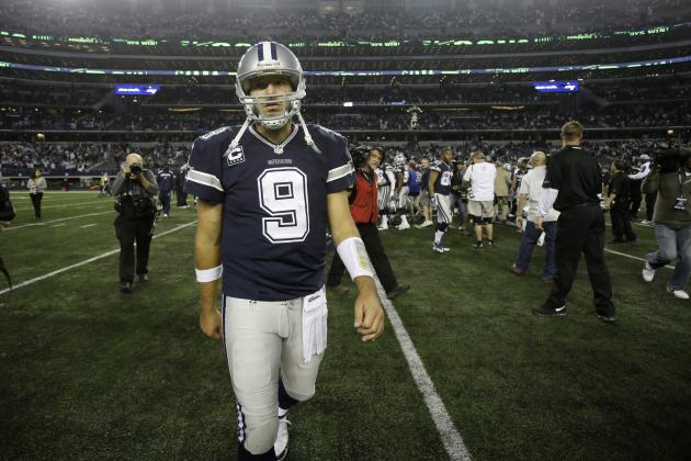 Checking in on Tony Romo's Recovery from Injury and Back Surgery
