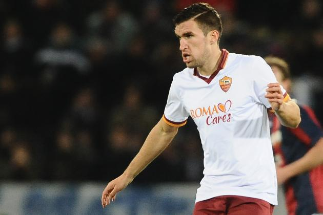 Manchester United Transfer News: Kevin Strootman Preferred to Toni Kroos