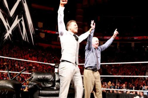 WWE Never Say Never: The Miz Can Be World Championship Material Again