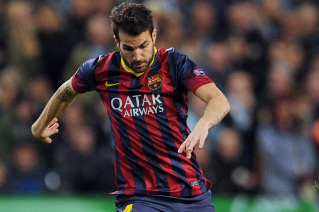 Arsenal Transfer News: Cesc Fabregas Favours Gunners over Manchester United
