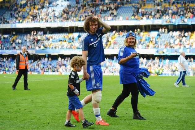 Chelsea Transfer News: David Luiz on Cusp of World-Record PSG Switch