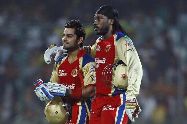 Bangalore vs. Chennai, IPL 2014: Date, Time, Live Stream, TV Info and Preview