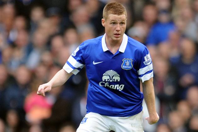 Manchester United Transfer News: James McCarthy May End Tom Cleverley Stay
