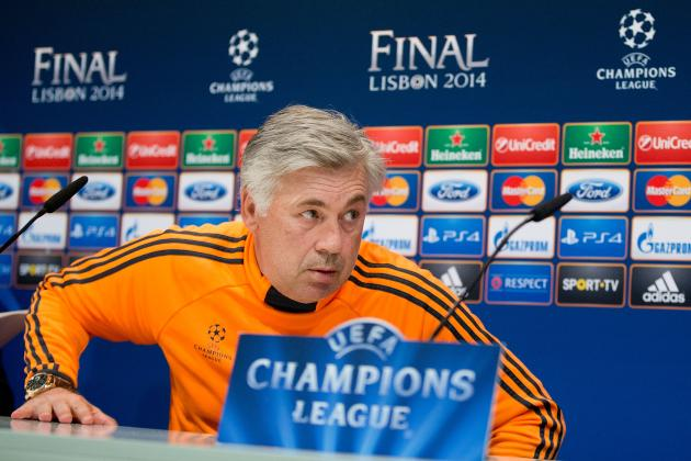 Champions League Final 2014: Latest News and Comment Before Madrid Derby 2014