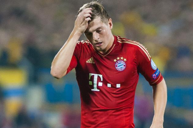 Manchester United Transfer News: Toni Kroos Rules Out Move from Bayern Munich