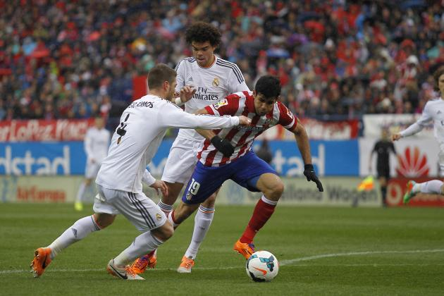 Real Madrid vs. Atletico Madrid: Champions League 2014 Live Stream and Preview