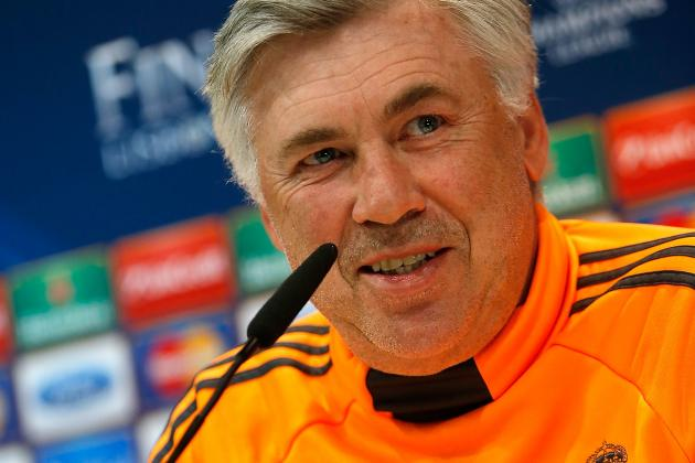 Carlo Ancelotti Lists Greatest Players He's Managed, Impresses Everybody