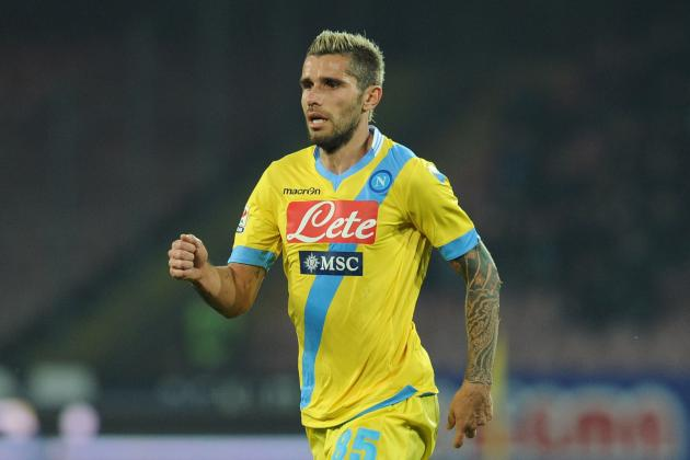 Report: Inter Agree Behrami Deal