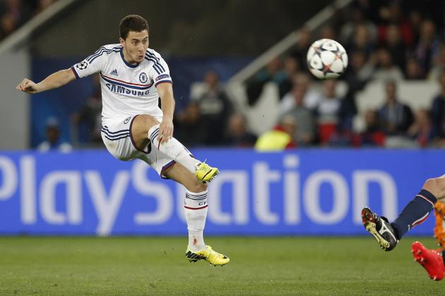 Chelsea Transfer News: Latest on Eden Hazard, Demba Ba, Didier Drogba and More