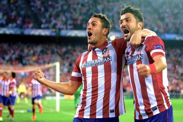 Atletico Madrid Out to Exorcise Ghosts of 1974 with 1st Champions League Triumph