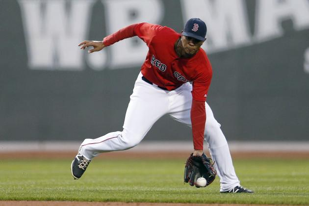 Xander Bogaerts Is Still the Boston Red Sox's Shortstop of the Future