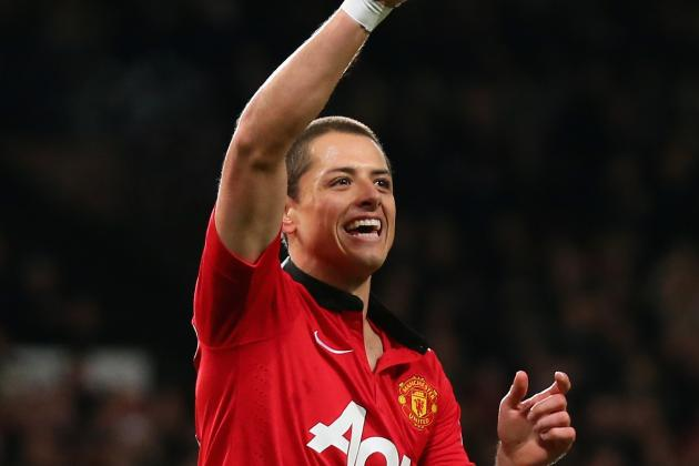 All Signs Point to Manchester United Exit for Javier Hernandez