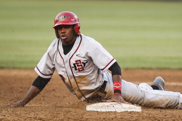 Greg Allen: Prospect Profile for Cleveland Indians' 6th-Round Pick