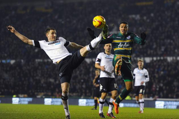 Championship Play-off Final 2014: Derby vs. QPR Live Stream, TV Info and Preview