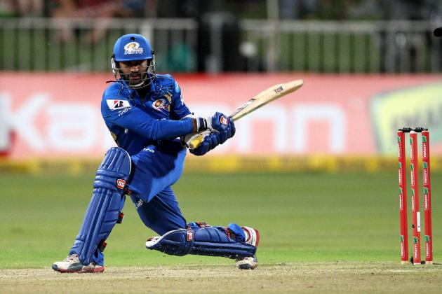 Mumbai Indians vs. Delhi Daredevils, IPL 2014: Highlights, Scorecard, Report