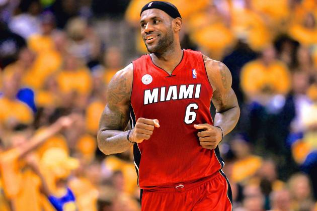 LeBron James Keeping People Guessing...but Odds Favor Miami