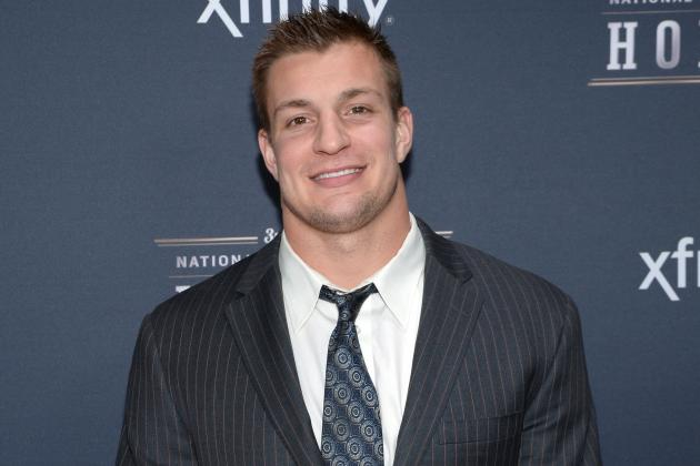Rob Gronkowski to Guest Star, Improvise on 'Whose Line Is It Anyway'