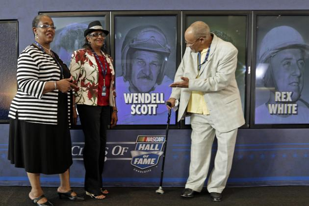 NASCAR Finally Gets It Right by Inducting Wendell Scott into the Hall of Fame