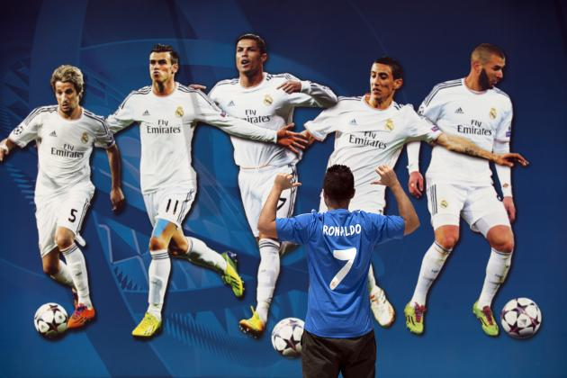 Real Madrid: How Will They Line Up in Champions League Final Against Atletico?