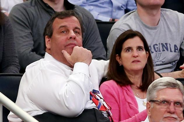 Chris Christie Would 'Love' to Be Mets GM