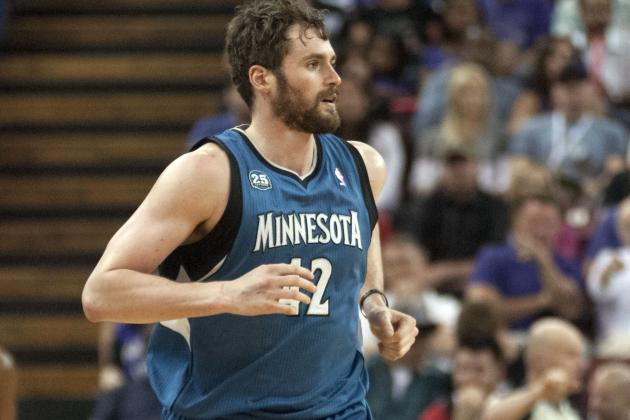 Any Chance the Celtics Get Some Kevin Love?
