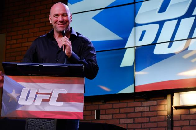 Dana White: 'Who Gives a S--- What Tito [Ortiz] Wants?'