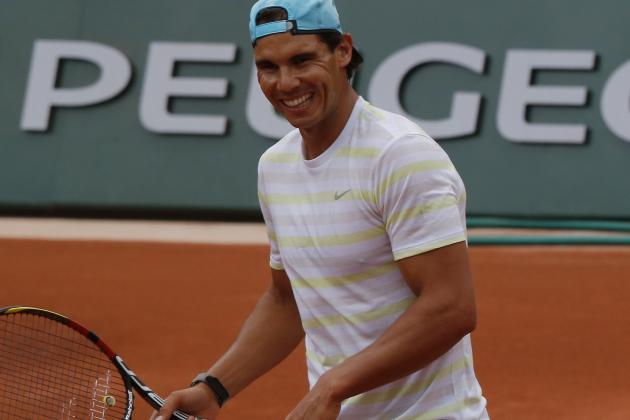 French Open 2014: Bracket and Predictions Heading into Roland Garros