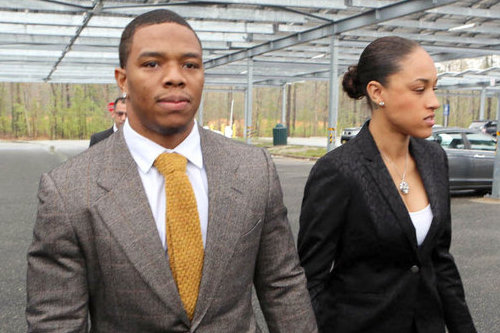 Ravens' Rice to Make First Public Comments Since Arrest