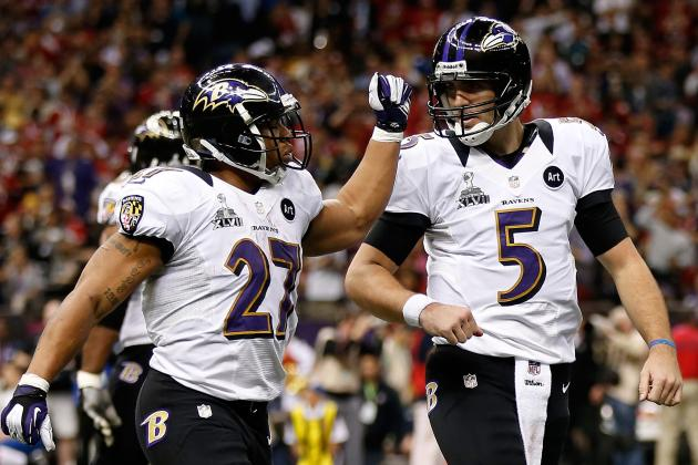 Late for Work 5/23: Projected Ravens Starting Lineups