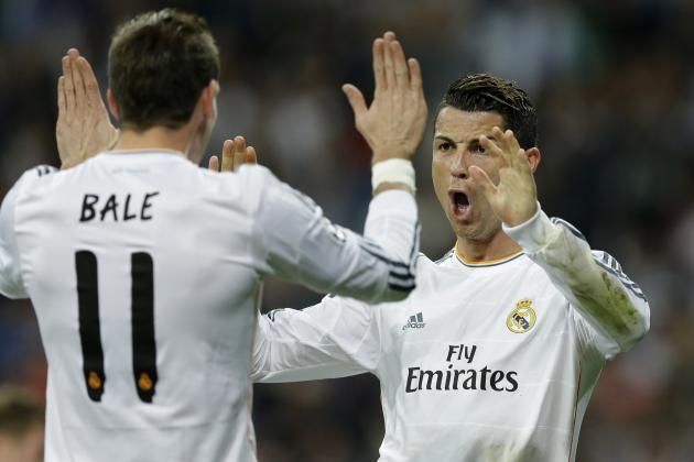 Real Madrid Hold Trump Cards Against Atletico in Gareth Bale, Cristiano Ronaldo