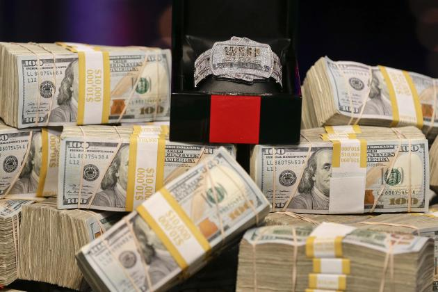 WSOP 2014: Dates, Full Schedule and Events Preview